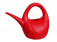 Watering can Octopus red