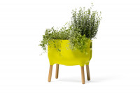 Low planter Urbalive light green
