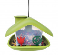 Bird feeder DOMEK -  green