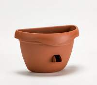 Wall planter Siesta terracotta