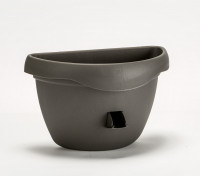 Wall planter Siesta grey