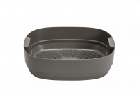 worm farm- composting tray - anthracite
