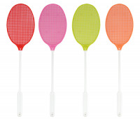 Fly swatter tennis racket